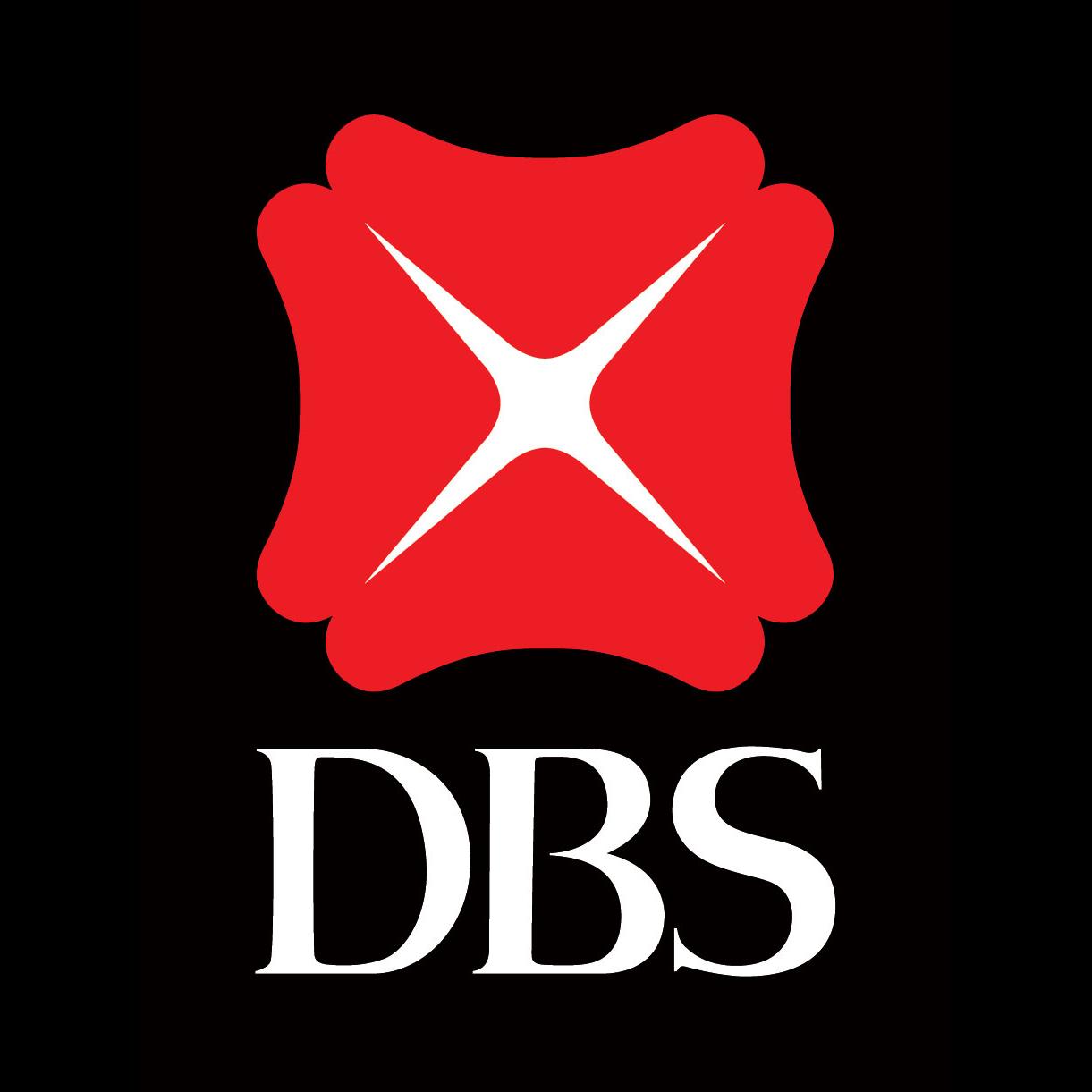DBS Bank logo - Logo Dbs PNG
