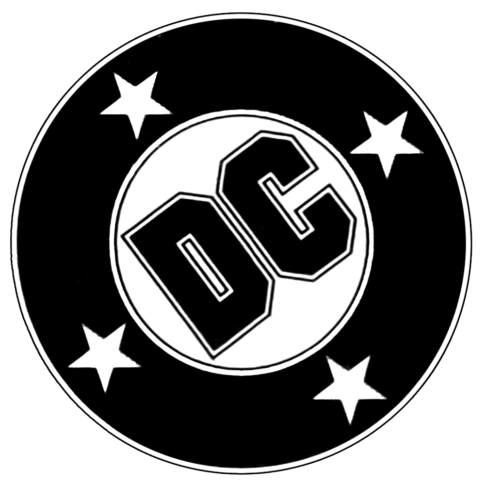 Dc-bullet.png - Logo Dc Comics PNG