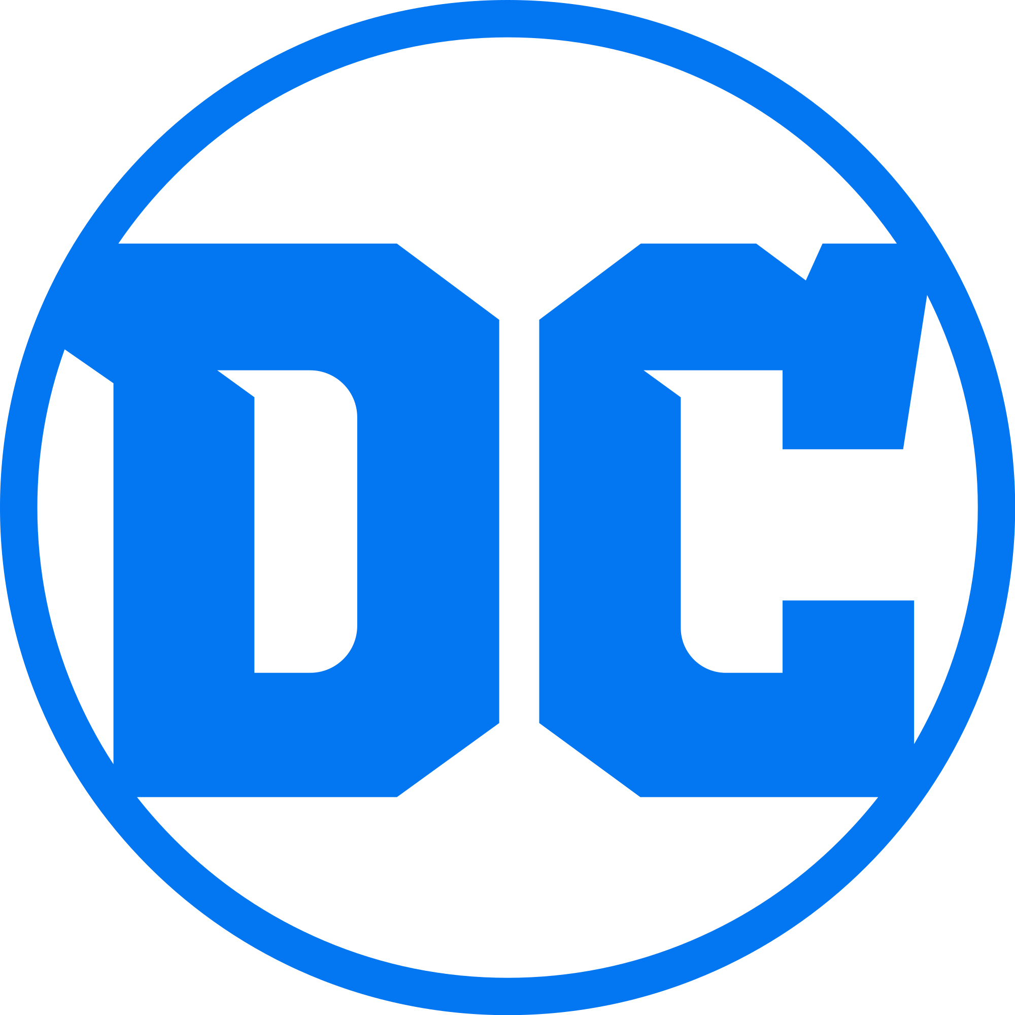 Open PlusPng.com  - Logo Dc Comics PNG