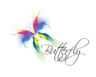 Logo Design - Butterfly - Butterfly Design PNG