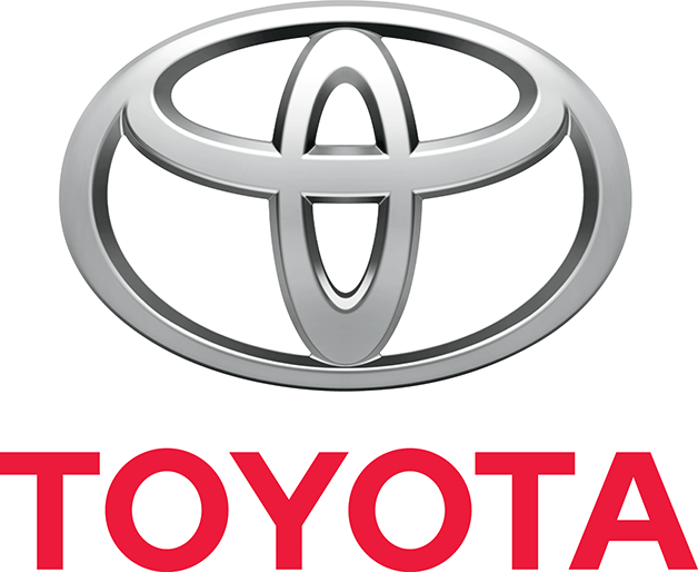 Logo Design for Toyota Motor
