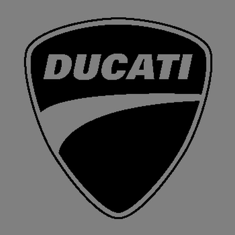 Ducati logo graphics