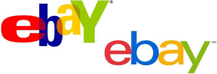 Ebay Logo Font