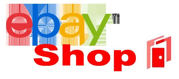 Logo Ebay Store PNG - 28662