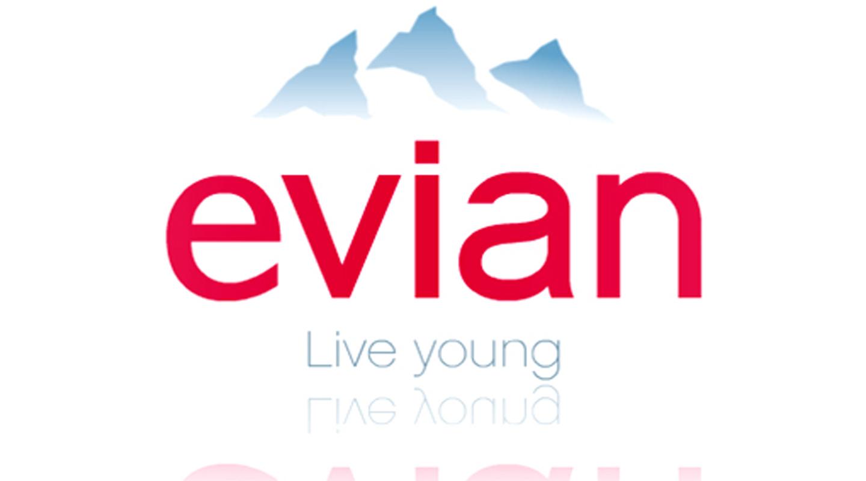 Logo Evian PNG - 102014
