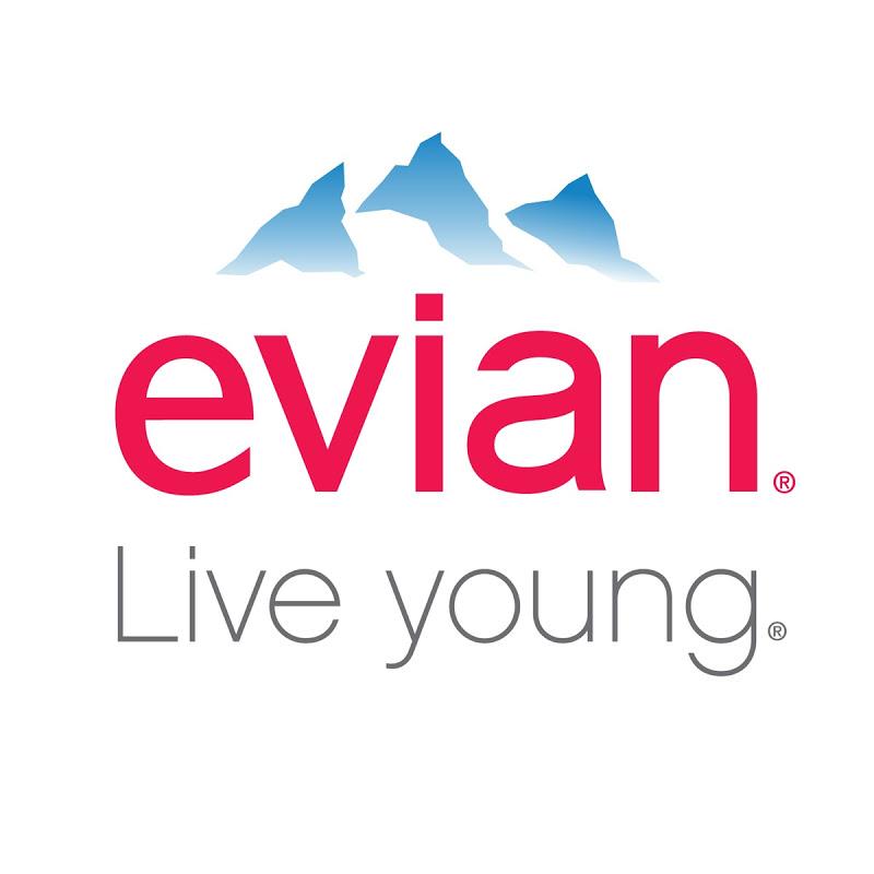 Logo Evian PNG - 102008