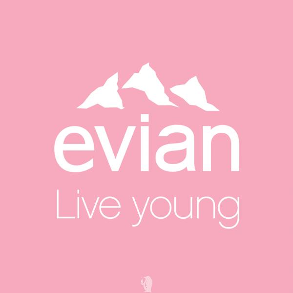 Logo Evian PNG - 102017