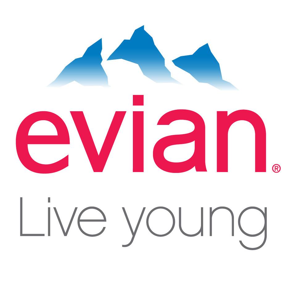 Logo Evian PNG - 102005