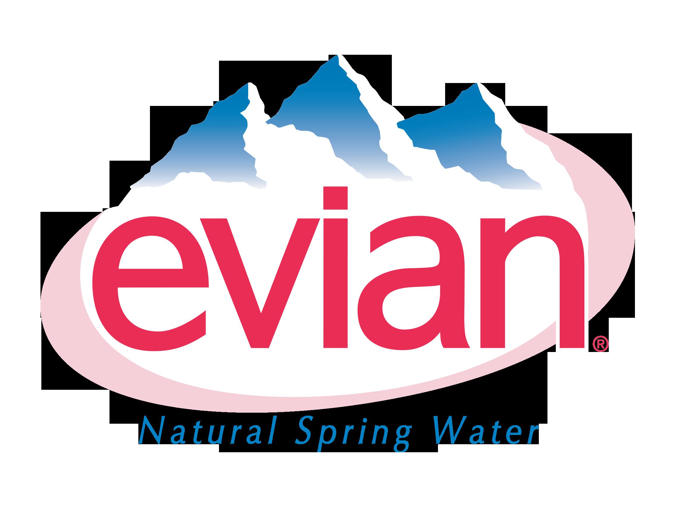 Logo Evian PNG