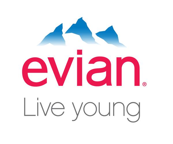 Logo Evian PNG - 102004