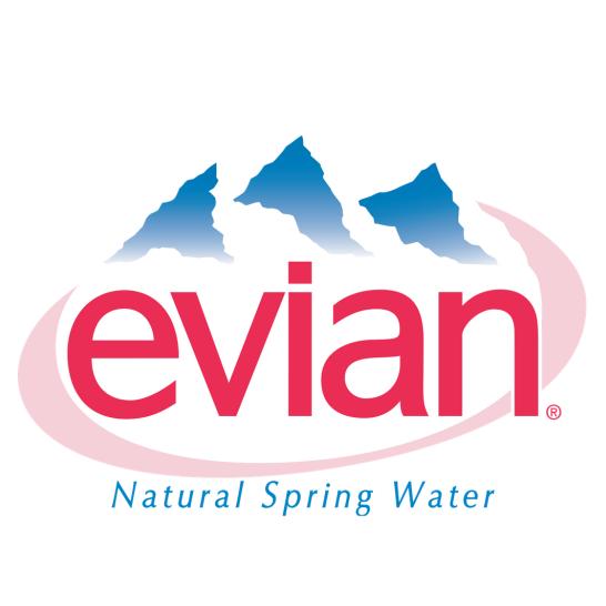 Logo Evian PNG - 102007
