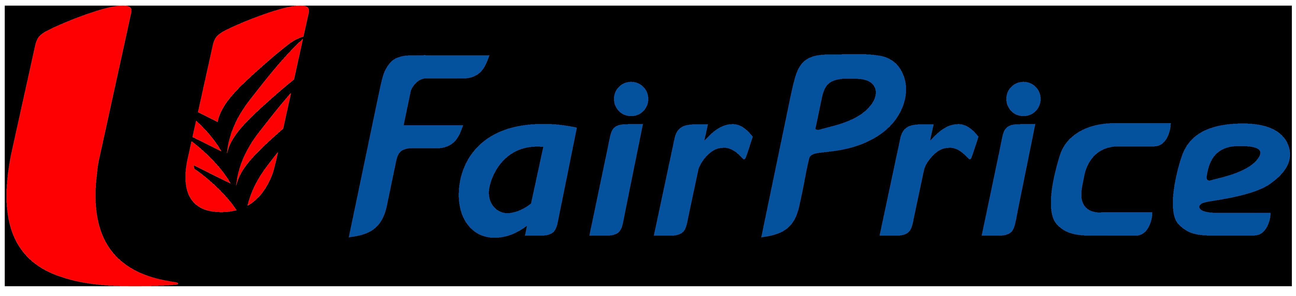 Logo Fairprice PNG