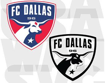 Fc Dallas SVG PNG DXF Logo Emblem Badge Mls Major