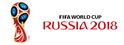 Logo Fifa World Cup 2018 PNG - 33381