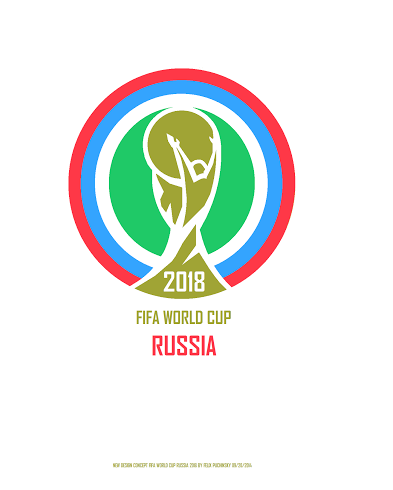 FIFA World Cup Russia 2018 - Logo Fifa World Cup 2018 PNG
