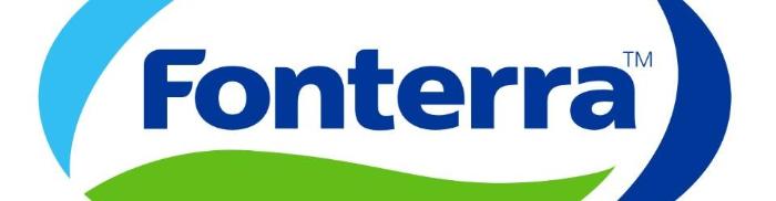 Logo Fonterra PNG - 32132