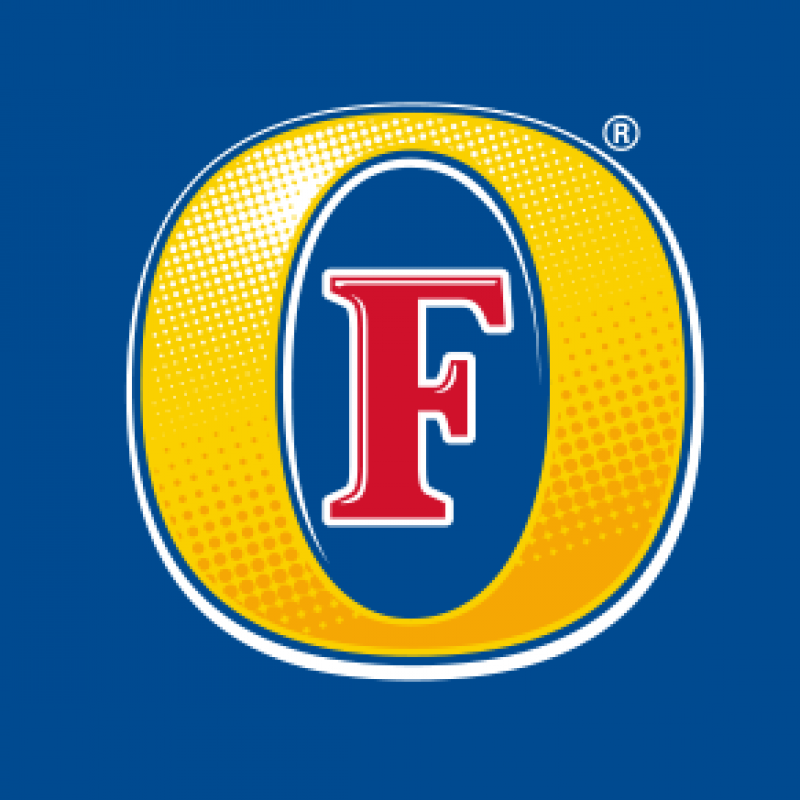 Fosters Logo - Logo Fosters PNG