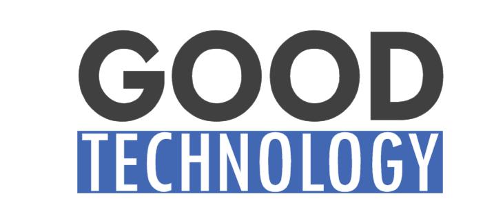 Good Technology Logo - Logo Good Technology PNG