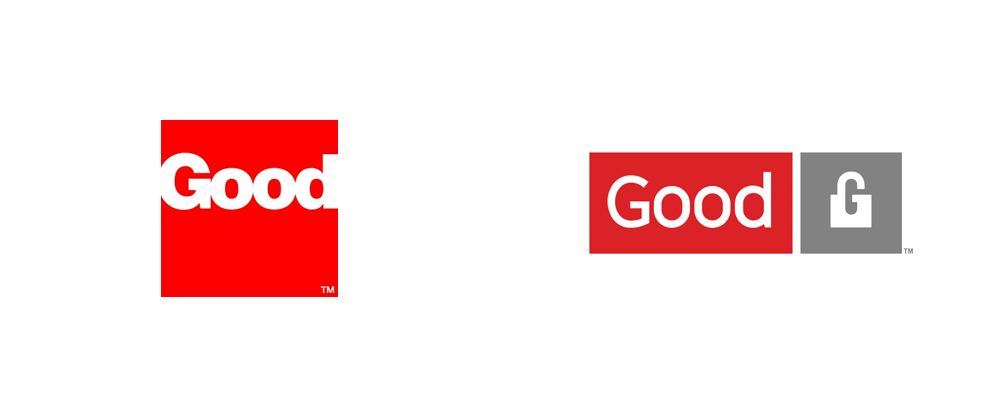 New Logo for Good Technology by Liquid Agency - Logo Good Technology PNG