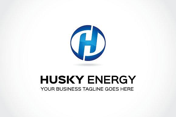 Husky energy Logo Template - Logos - Logo Husky Energy PNG