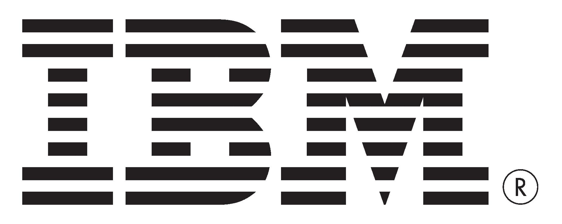 Logo Ibm PNG - 98726