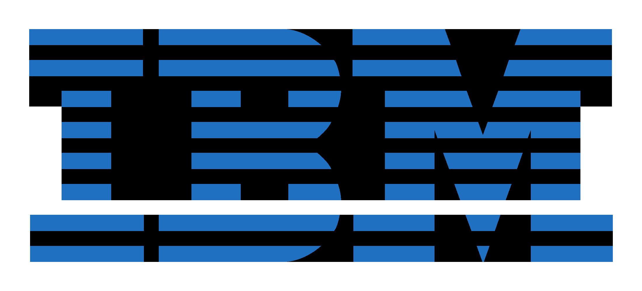 Logo Ibm PNG - 98729