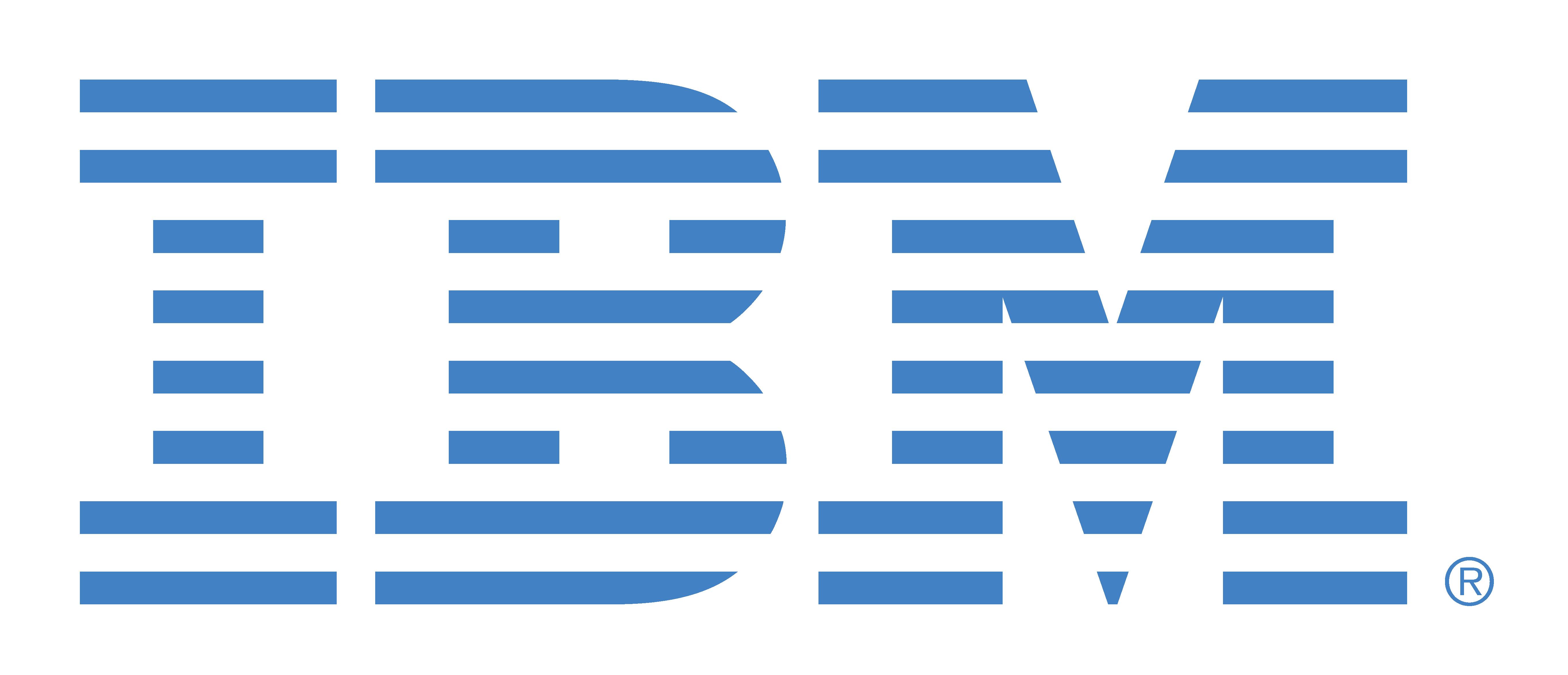 Logo Ibm PNG - 98724