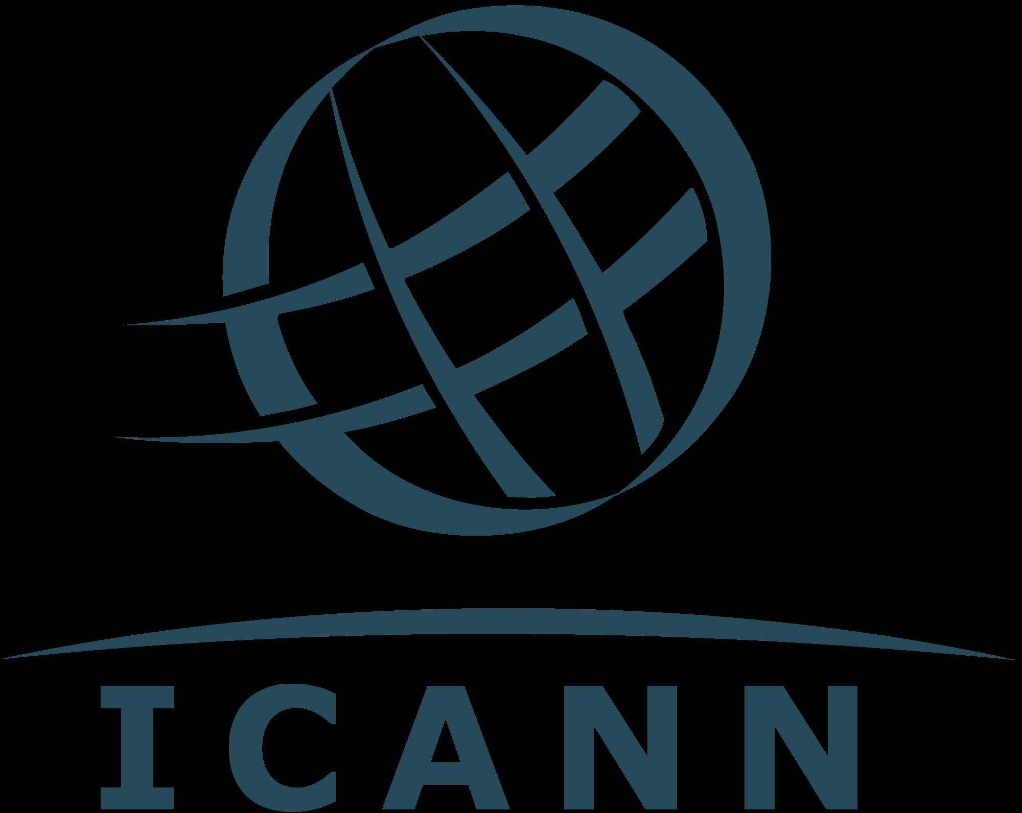 Logo Icann PNG