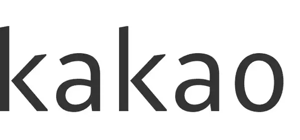 Seeing as how the top of the k is slanted, I think the best (exact?) match  is Alto Mono Condensed by OurType. - Logo Kakao PNG