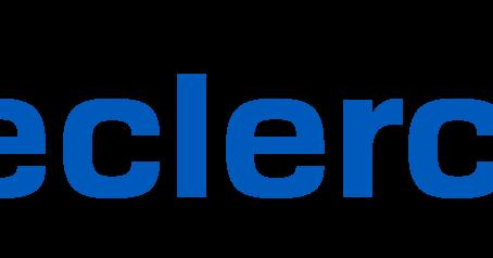 Logo Leclerc PNG-PlusPNG.com-454 - Logo Leclerc PNG