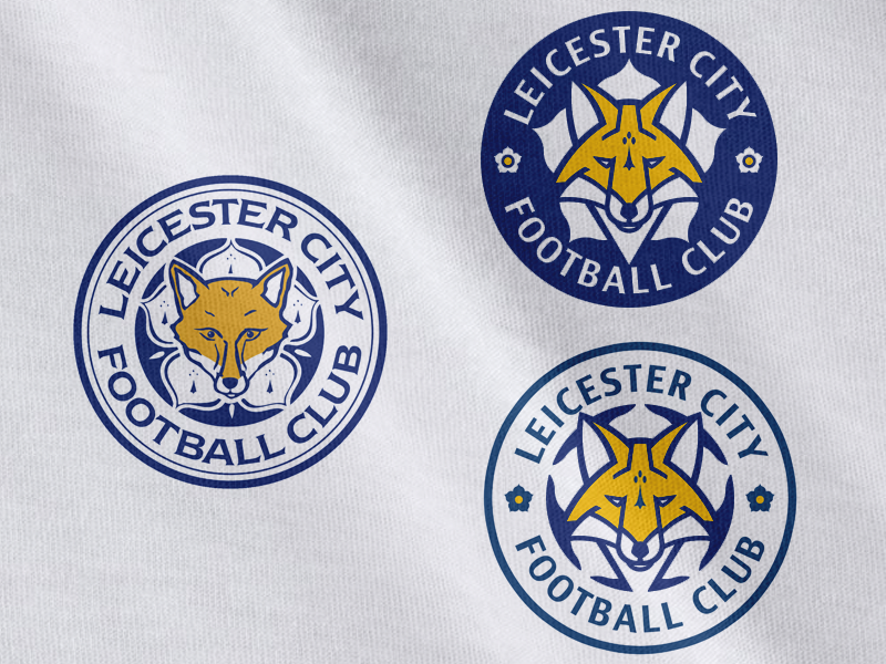 Logo Leicester City Fc PNG - 109511