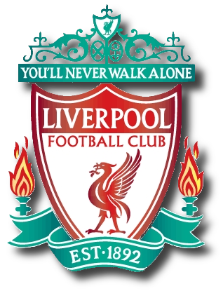 Liverpool - Logo Liverpool Fc PNG