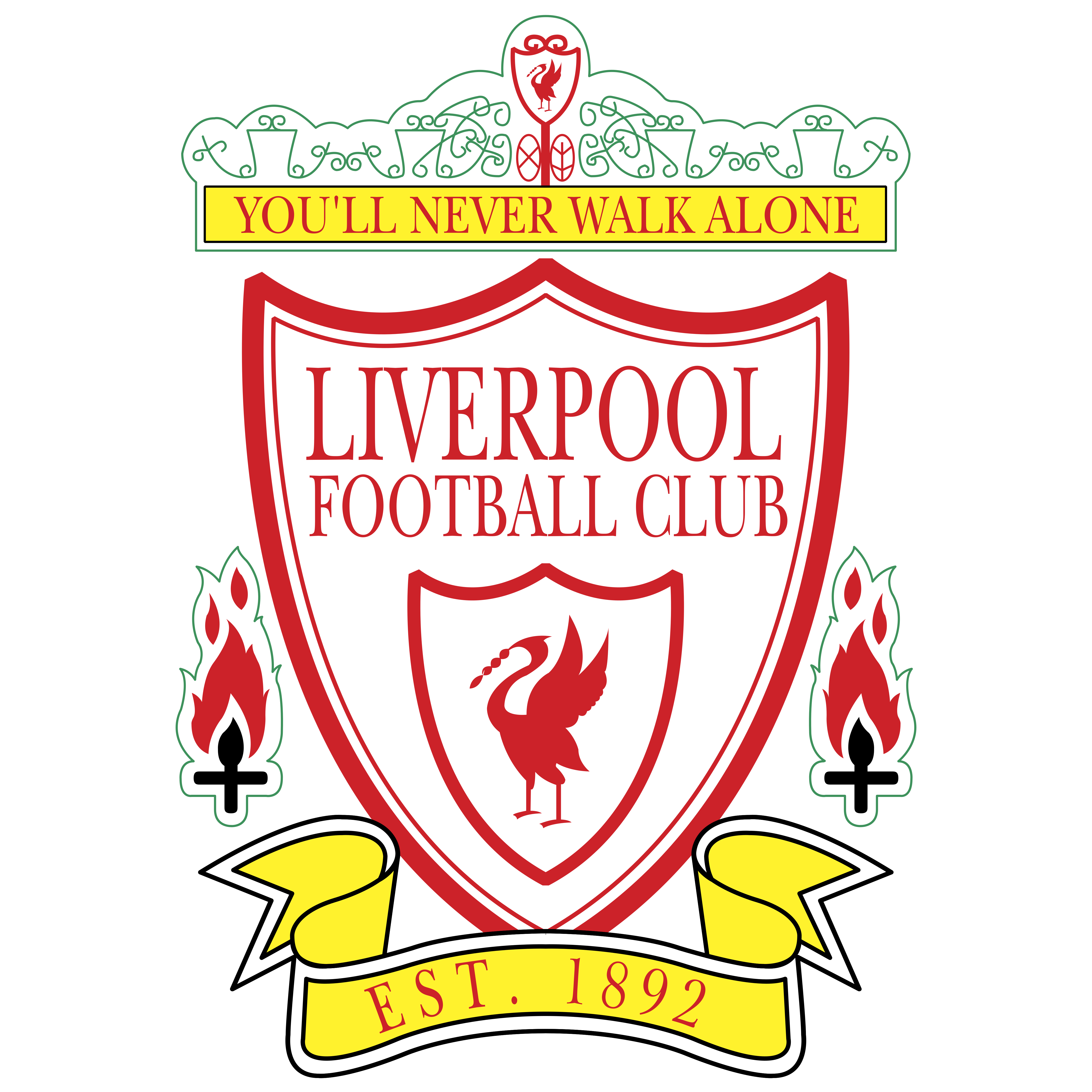 Liverpool FC. Liverpool FC logo - Logo Liverpool Fc PNG