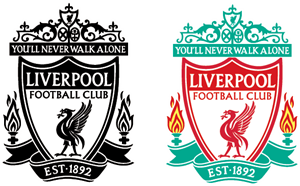 Liverpool Football Club Logo Vector - Logo Liverpool Fc PNG