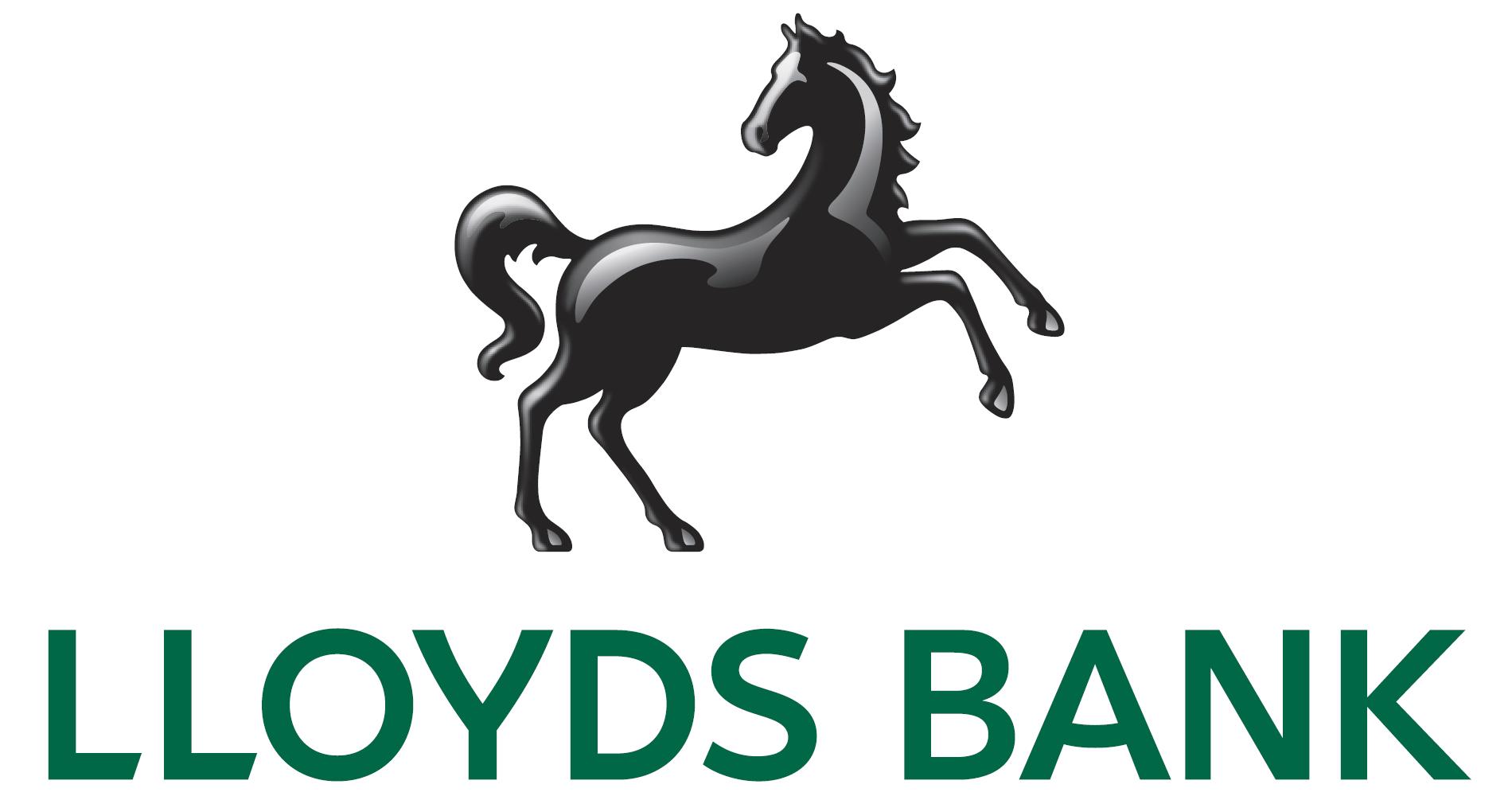 Lloyds Bank Logo 2, New, Official - Logo Lloyds Banking PNG