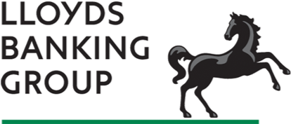 The company wanted to include the history of these relationships on its  corporate website as another way to engage users with the Lloyds brand. - Logo Lloyds Banking PNG