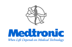 Logo Medtronic PNG - 109326