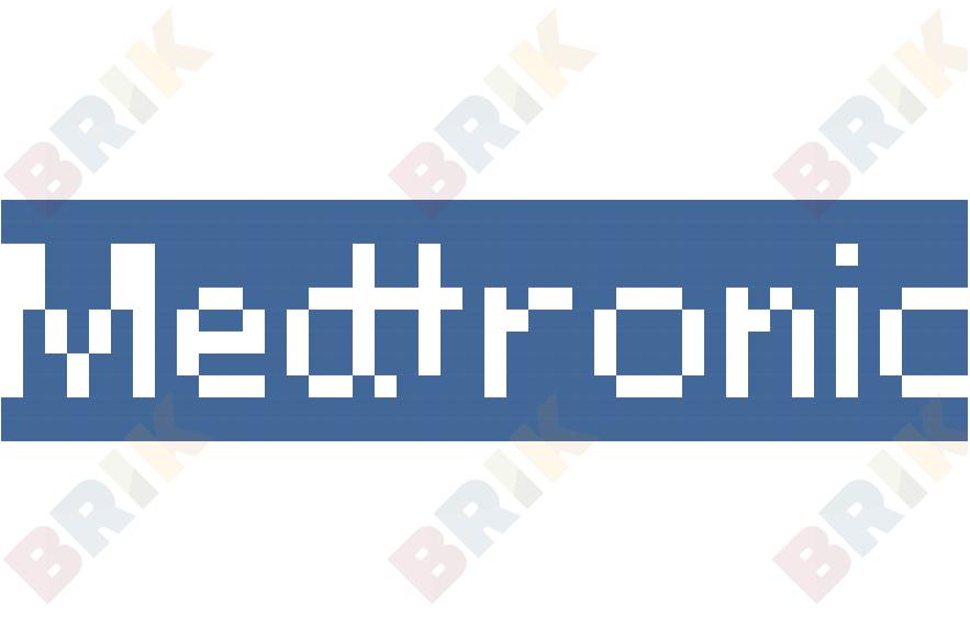Logo Medtronic PNG - 109327