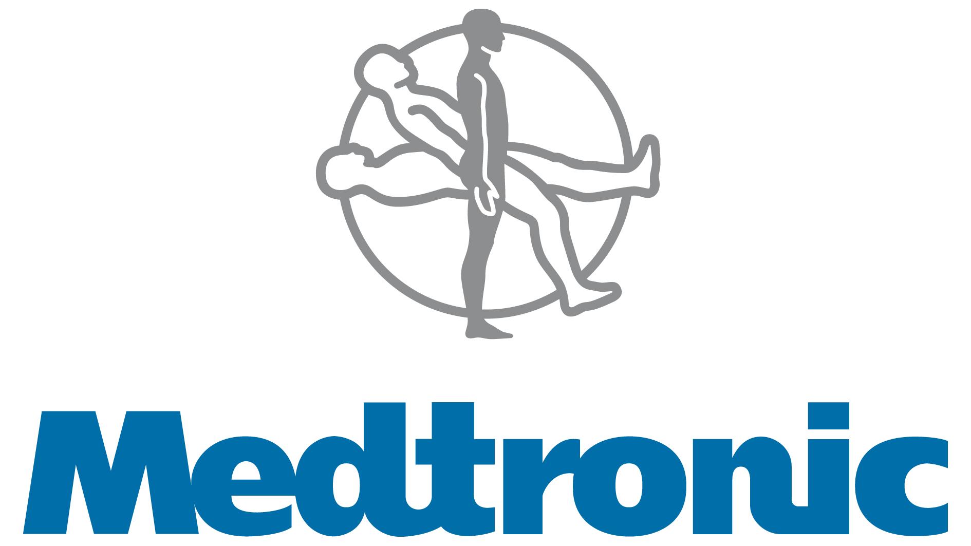 Logo Medtronic PNG - 109317