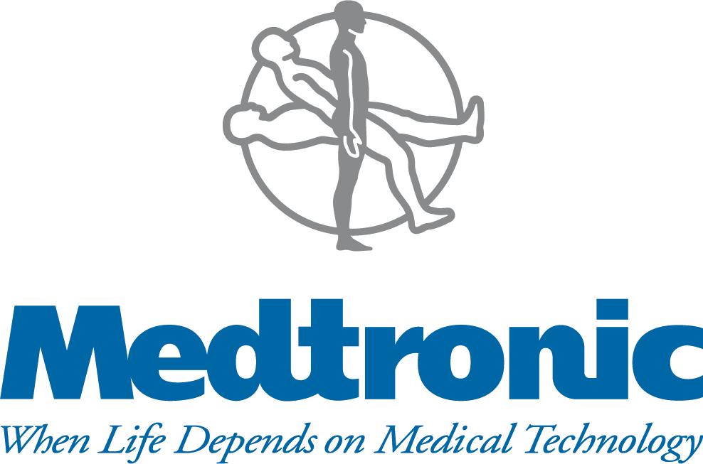 Logo Medtronic PNG - 109315