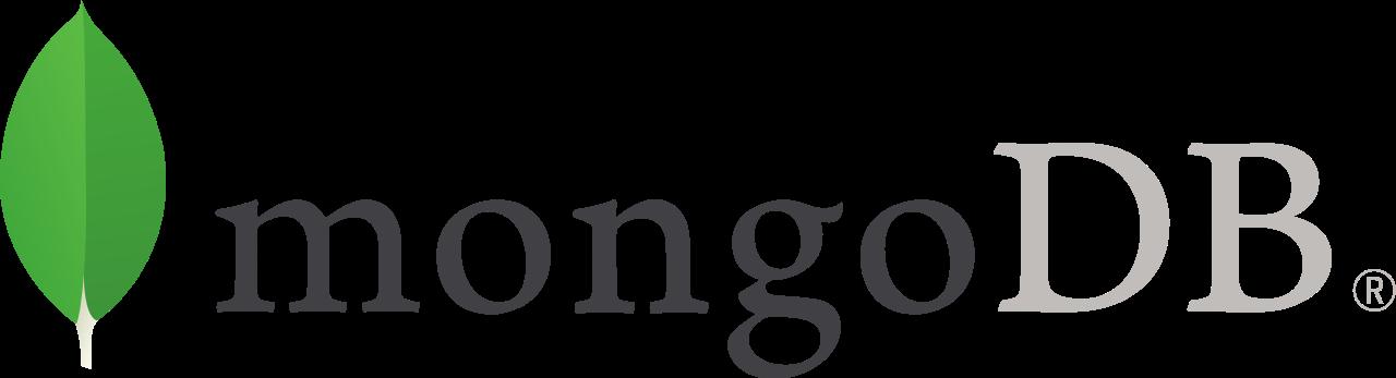 File:MongoDB-Logo.svg - Logo Mongodb PNG
