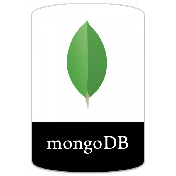 Mongo DB badge sticker - Logo Mongodb PNG