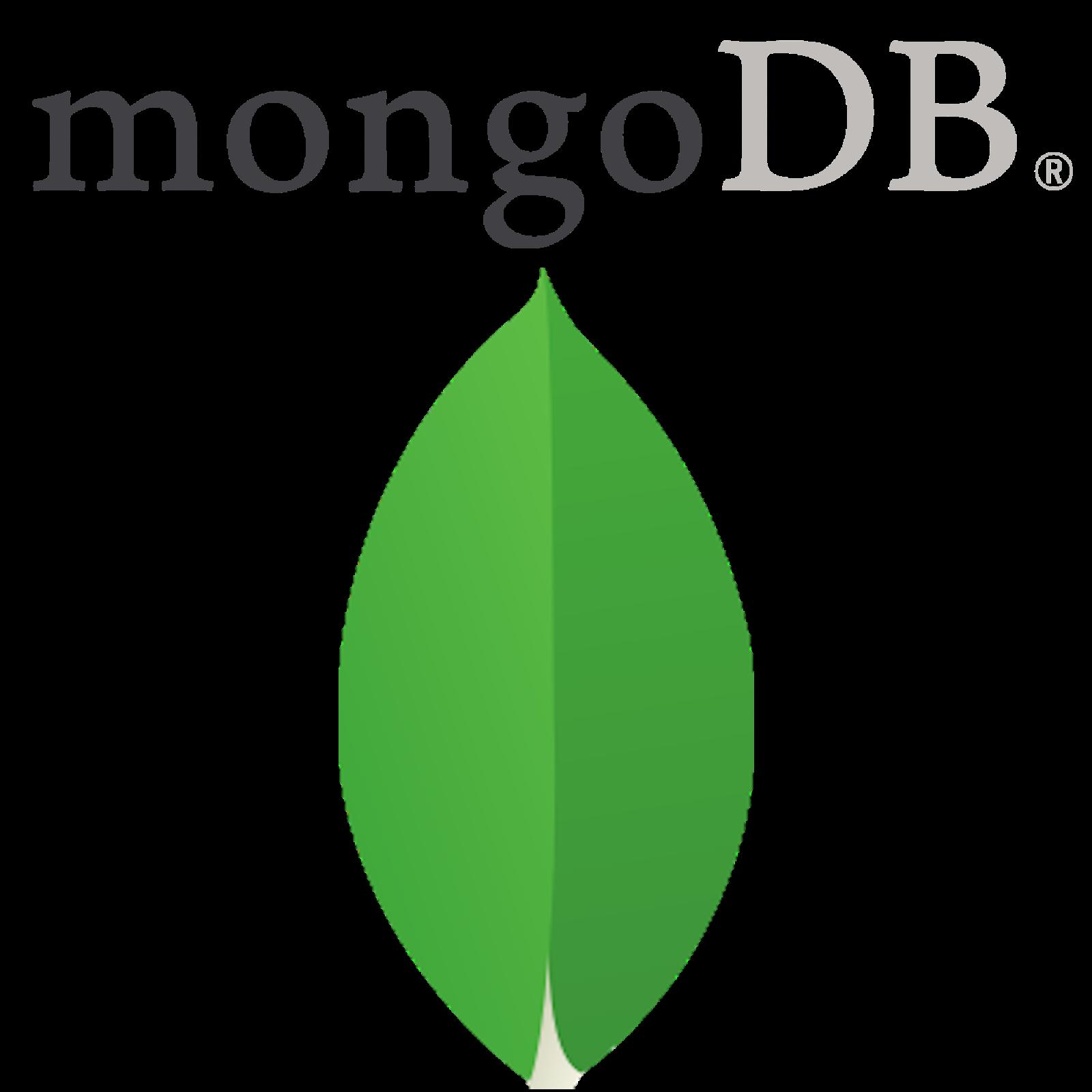 MongoDB - Logo Mongodb PNG