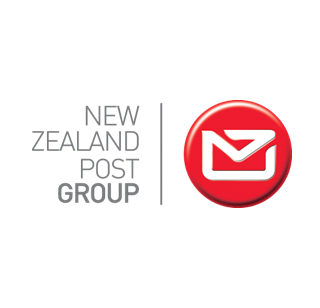 Logo New Zealand Post PNG - 36309