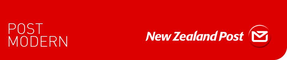 Logo New Zealand Post PNG - 36311