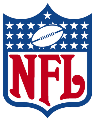 NFL logo vector .