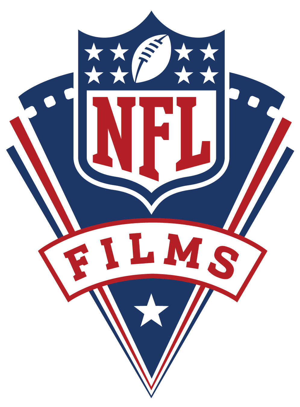 Official logo for NFL Films.png - Logo Nfl PNG