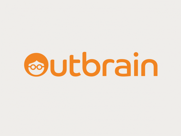 Content Distribution Tool Talk: Outbrain - Logo Outbrain PNG