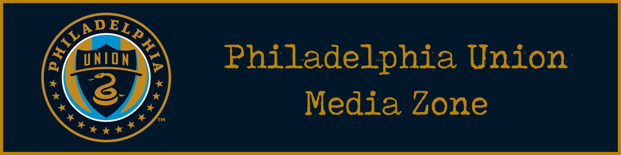 PHILADELPHIA UNION COMMUNICATIONS CONTACTS - Logo Philadelphia Union PNG