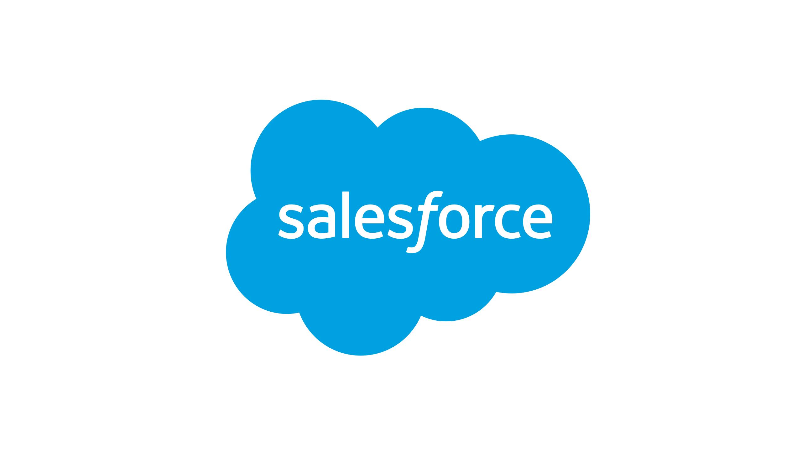 Logo Salesforce PNG - 105043